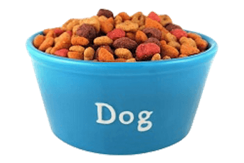 dry food containing 50% cereal makes fat dogs