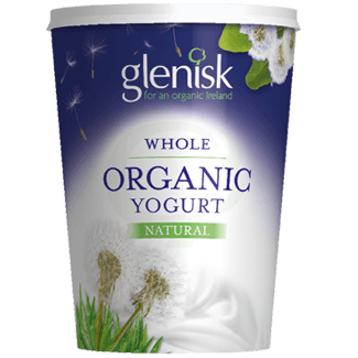 you can use a tub of glenisk whole natural yoghurt as a probiotic for dogs