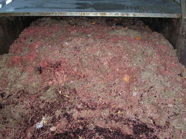 rendered meat garbage