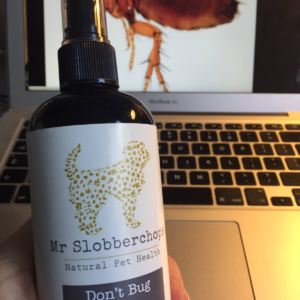 A bottle of Don't bug me now